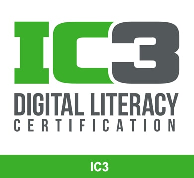 IC3 – Digitil Literacy Certification
