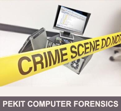 PEKIT COMPUTER FORENSICS